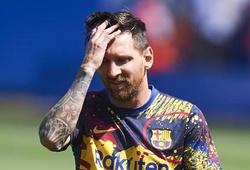 Tin đồn từ Argentina về việc Messi sẽ ở lại Barca