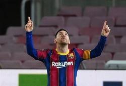 Messi ghi bao nhiêu bàn thắng bằng đá phạt cho Barca?