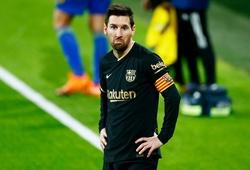 Xem Messi bất lực trước hàng rào 3 tầng của Cadiz