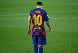 Messi thốt lên lời cay đắng sau khi Barca mất chức vô địch