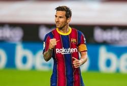 """Messi nở nụ cười với """"số 9 ảo"""" cùng Barca mới"""