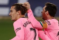 Messi tổn thương khi Griezmann lần đầu từ chối đến Barca
