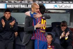 Messi gửi tới Guardiola thông điệp đặc biệt khi muốn rời Barca