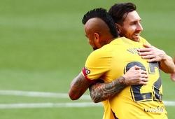 Messi san bằng kỷ lục kiến tạo của Barca kéo dài hơn 1 thập kỷ