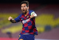 Messi đạt 2 cột mốc quan trọng với Barca vào đêm nay