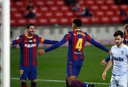 Barca đã thành công thế nào khi không có Messi?