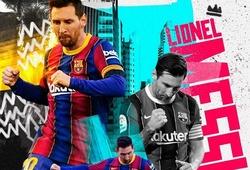 Tất cả các bàn thắng của Messi qua mọi giải đấu