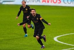 Messi lập kỷ lục chưa từng có trong 15 mùa giải cùng Barca