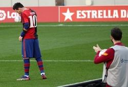 Messi làm thế nào để có chiếc áo Newell's mà Maradona đã mặc?