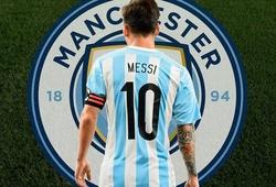 """Man City lên tiếng về khả năng nổ """"bom tấn"""" Messi"""