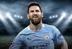 Man City giảm 170 triệu bảng khi đề nghị hợp đồng cho Messi