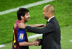 Đội hình Man City với Messi chơi cùng Aguero sẽ như thế nào?