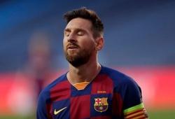 Top 5 thất bại tồi tệ nhất trong sự nghiệp của Messi