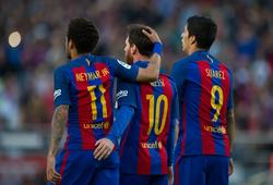 Neymar đồng hành cùng Messi chống lại sự bạc bẽo của Barca