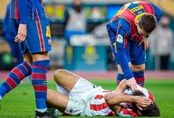 Cầu thủ khiến Messi bị đuổi trong trận chung kết Siêu Cúp lên tiếng