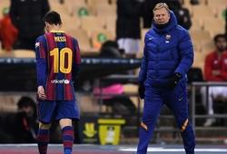Messi bị treo giò mấy trận sau khi nhận thẻ đỏ trực tiếp?