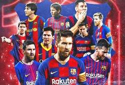 Messi đưa ra tuyên bố bằng văn bản về việc ở lại Barca