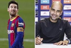 Mong muốn về Messi của Guardiola khiến CĐV Man City thất vọng