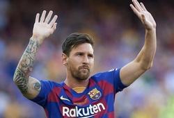 Messi cảm thấy bị ngược đãi và chỉ trích chủ tịch Barca nuốt lời