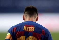 Messi tuyên bố ở lại Barca với những lời gan ruột đầy xúc động