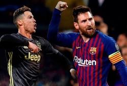 Messi và Ronaldo với cuộc đọ sức kéo dài gần 1000 ngày