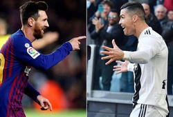 Ronaldo và Messi, ai ghi nhiều bàn nhất mà không có penalty?