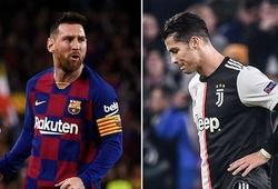 Messi và Ronaldo sút hỏng phạt đền nhiều nhất thế kỷ 21