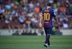 Messi đã sụt giảm với Barca như thế nào sau đại dịch?