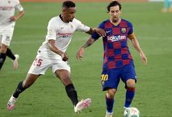 Messi và 3 điều kỳ lạ ở trận Barca vs Sevilla