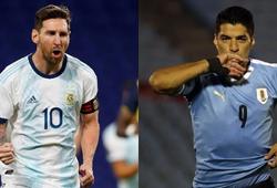 Messi tranh đua một kỷ lục với Suarez ở vòng loại World Cup 2022