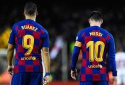 Barca sẽ mất bao nhiêu bàn thắng nếu Messi và Suarez ra đi?