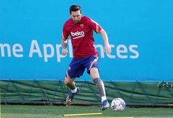 HLV Koeman đòi hỏi gì ở Messi khi quay lại tập cùng Barca?