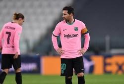 Barca phải trả giá đắt do khát bàn thắng từ Messi