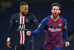 Messi sẽ đối đầu được mong đợi với Neymar vào tháng 9