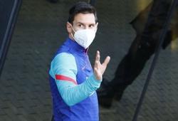 Messi có nguy cơ không thi đấu với Barca ở Siêu Cúp