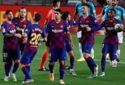 Real Madrid vô địch nhưng Messi vẫn giành gấp đôi danh hiệu