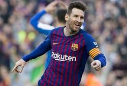 Messi đã thiết lập 11 kỷ lục nào cùng Barca trong mùa giải này?