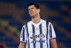 Morata đen đủi nhất từng thấy với hat-trick bàn thắng bị từ chối
