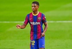 "MU bị Barca từ chối số tiền ""giật gân"" cho Ansu Fati"