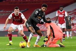 Các cầu thủ MU bị chỉ trích về màn trình diễn trước Arsenal