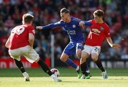 MU hưởng lợi khi Leicester nhận cú sốc vắng 6 cầu thủ