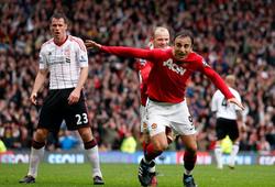 """Berbatov """"đặt cược"""" vào MU về triển vọng đánh bại Liverpool"""