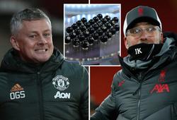 MU và Liverpool tạo đại chiến ở vòng 4 FA Cup