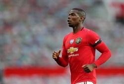 Pogba xin lỗi vì ảnh hưởng đến vé dự Champions League của MU