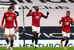 Pogba ghi bàn thắng kỳ lạ sau 6 năm giúp MU lội ngược dòng