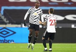 Bàn thắng của Pogba cho MU trước West Ham lẽ ra không được tính