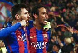 Bốc thăm vòng 1/8 Champions League: Barca đụng độ PSG, Neymar tái ngộ Messi