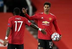 Chấm điểm MU vs Leipzig: Rashford và Fred điểm cao chót vót
