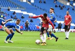 Rashford độc diễn ghi bàn thắng khó tin cho MU