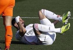 Đội hình điên rồ mà Real Madrid có thể ra sân hôm nay